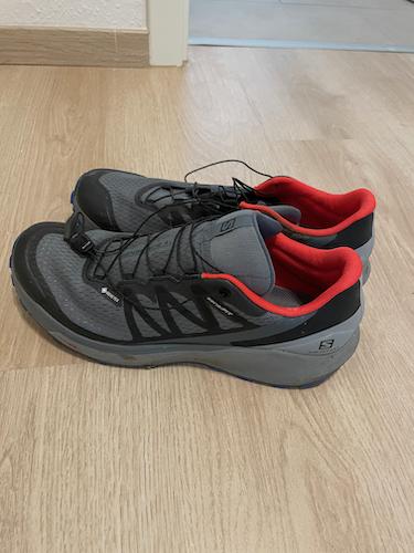 Guido Salomon Sense Ride Nordic Walking Schuhe