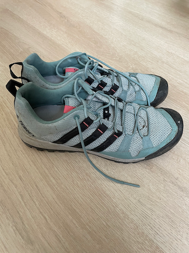 Nicole Adidas Terrex Nordic Walking Schuhe
