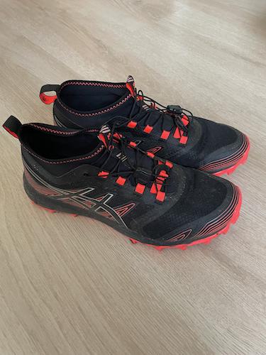 Nicole Asics Trabuco Pro Nordic Walking Schuhe
