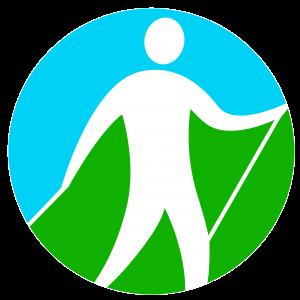 Logo der East Side Walkers Nordic Walking in Dortmund