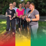 East Side Walkers Dortmund Nordic Walking Lauftreff für Afrika