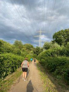 East Side Walkers Nordic Walking Dortmund Lauftreff 3